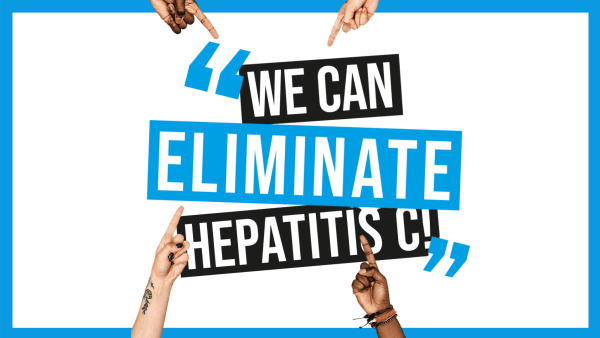 Parliamentary Morning Tea: We can eliminate hepatitis C!